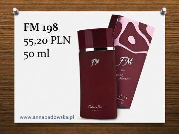 FM 198 Drzewne z nutą paczuli