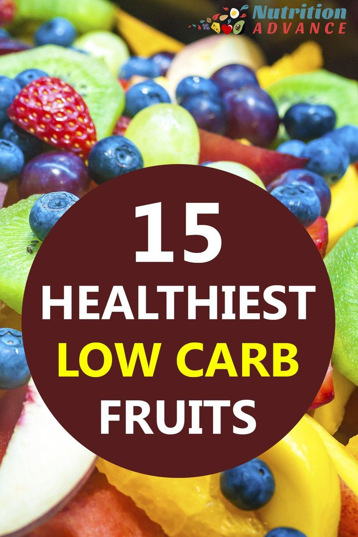 15 Best Low Carb Fruits (They're Healthy and Delicious) - This article looks at the best fruits for a low carb diet. Includes nutritional values, studies, health benefits, carb counts and more for a variety of fruits: avocado, blackberries, blueberries, coconuts, cantaloupe melon, gooseberries, grapefruit, lemon, lime, lingonberries, olives, raspberries, salmonberries, strawberries, and watermelon. via @nutradvance
