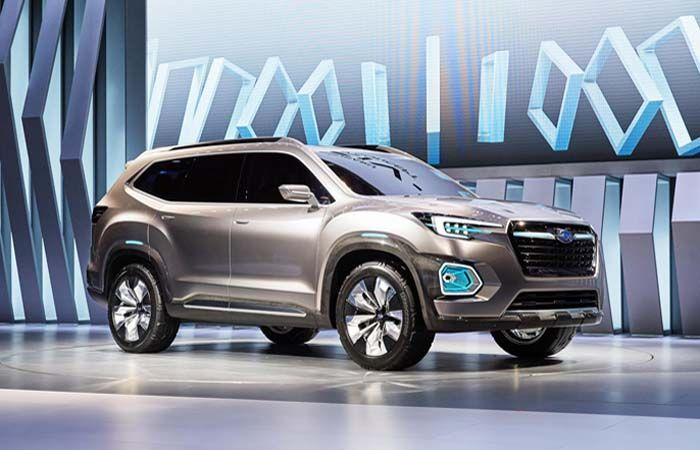 2019 Subaru Tribeca with Lush Exterior and Interior Generation