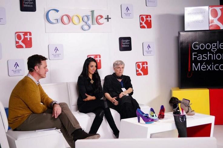 Google + Fashion México / Hangout Altura 7