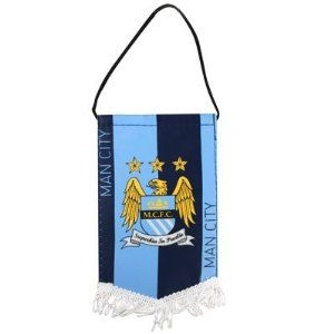 Manchester City FC. Mini Pennant by Manchester City F.C.. $9.99. Official Licensed Product. Mini Pennant. Approx 18cm x 10cm. Manchester City F.C.. MANCHESTER CITY F.C. Mini Pennant * Approx 18cm x 10cm Official Licensed Product
