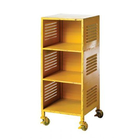 Industrial Locker Side Table Shelves  Yellow Bedroom Furniture The Store Best 25 bedroom furniture ideas on Pinterest