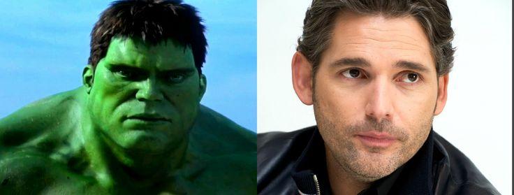 "Эрик Бана в роли Брюса Бэннера (Халк), ""Халк"" / Eric Bana, ""Hulk"" (2003) #эрикбана #халк"
