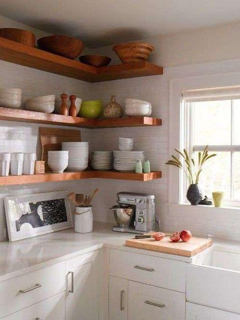Oltre 25 fantastiche idee su Cucina ad angolo su Pinterest ...