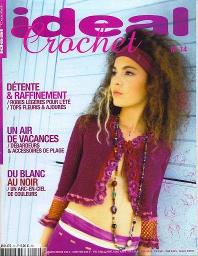 Ideal Crochet N°14 - claudia Rabello - Álbuns da web do Picasa