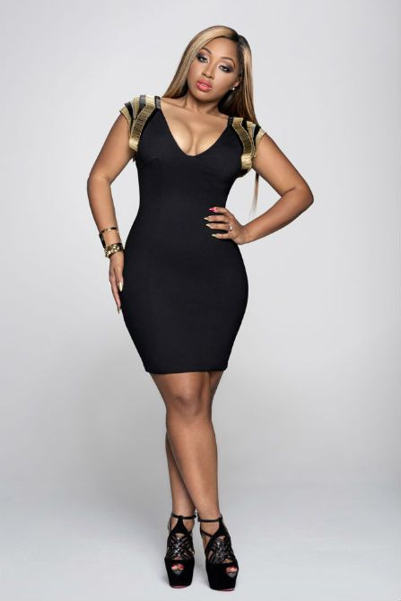 """""""Basketball Wives: LA"""" newbie Brittish Williams is already irritated by some of her co-stars. Which? Read it. http://s2smagazine.com/89818/brittish-williams-irritated-by-belligerent-malaysia-pargo/"""