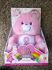 Care Bears Pink Power breast cancer fundraiser LIMITED EDITION plush HTF MIB NWT - Bears, Breast, Cancer, Care, Edition, FUNDRAISER, Limited, Pink, PLUSH, Power