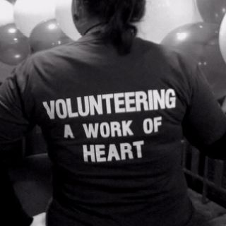 Find people who inspire you, and lend them your time. It's the greatest gift you can give. Find the latest and best ways to start volunteering and making a difference at http://www.fuzeus.com