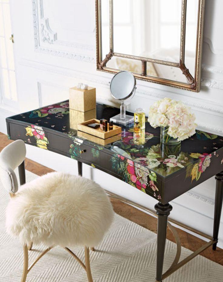 CYNTHIA ROWLEY For Hooker Furniture: Swanson Sheepskin Side Chair