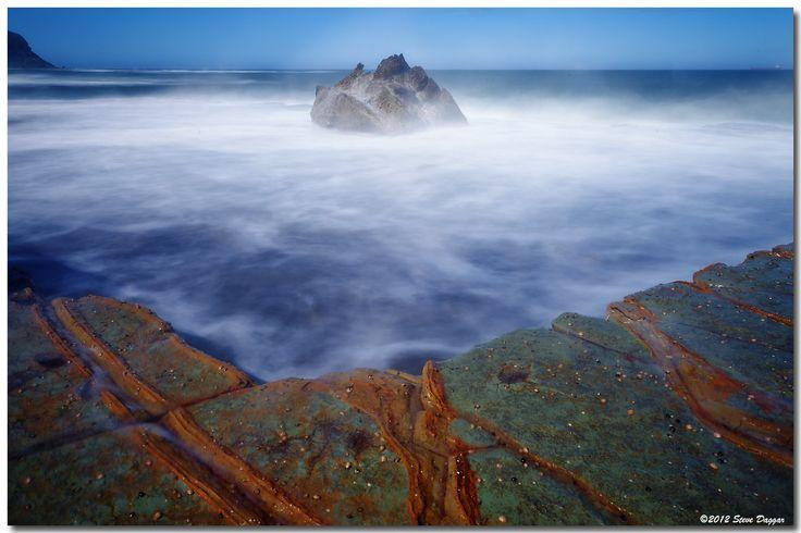 Forresters Beach by Steve Daggar / 500px