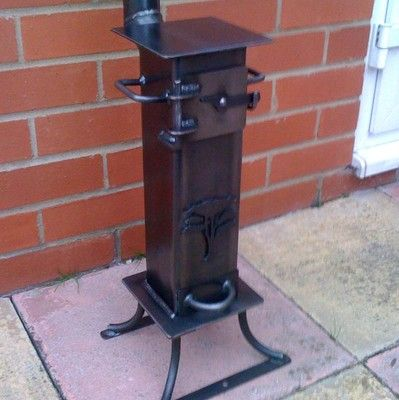 Gypsy Caravan Stove Boat Heater Campervan RV Wood Charcoal Burner | eBay Tiny wood burning stove