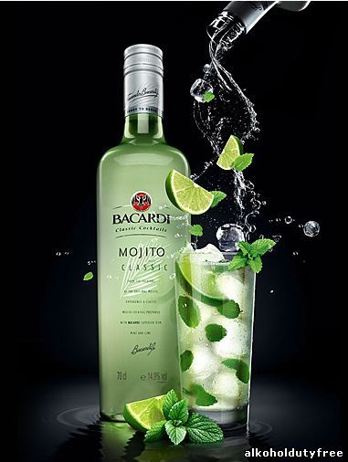 Drinks You Can Make With Bacardi Rum