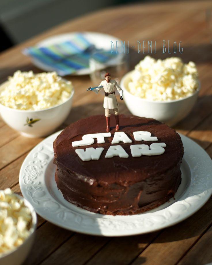 Super Les 25 meilleures idées de la catégorie Gâteau star wars sur  HT77