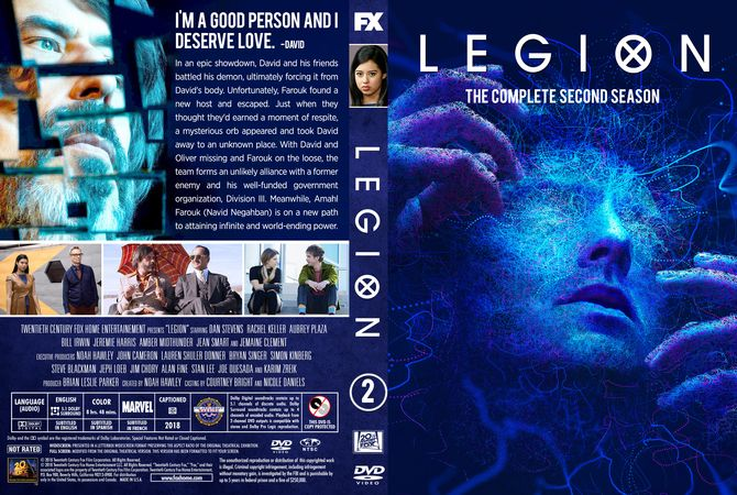 Legion 2 Staffel
