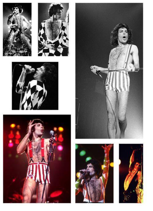 V r.1969 se Mercury seznámil s Brianem Mayem a s Rogerem Taylorem. Tito dva, ještě s Timem Staffelem, založili v roce 1968 kapelu Smile. Roger a Brian navrhovali jako název kapely Grand Dance, ale on si prosadil, že se kapela bude jmenovat Queen. Potřebovali ještě jednoho člena, kterým se stal po dlouhém hledání baskytarista John Deacon. Staffel v té době kapelu opustil. První album se jmenovalo Queen a pro novou kapelu byl  velmi slibný začátek, když se umístilo na 24. místě.