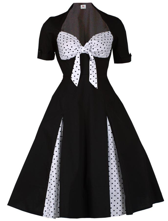 rockabilly clothes | Dot Polka Swing - Rockabilly Clothing - Online Shop für Rockabillies ...