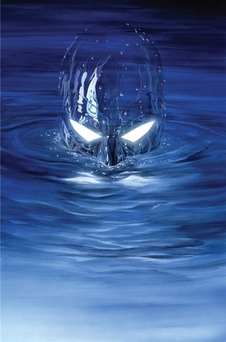"""The Last Phantom #9"" cover by Alex Ross"