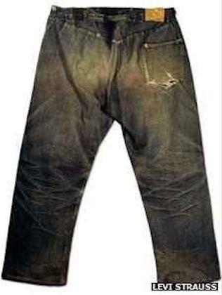 Los Primeros Jeans de La Historia - ¡Haz clic para seguir leyendo!