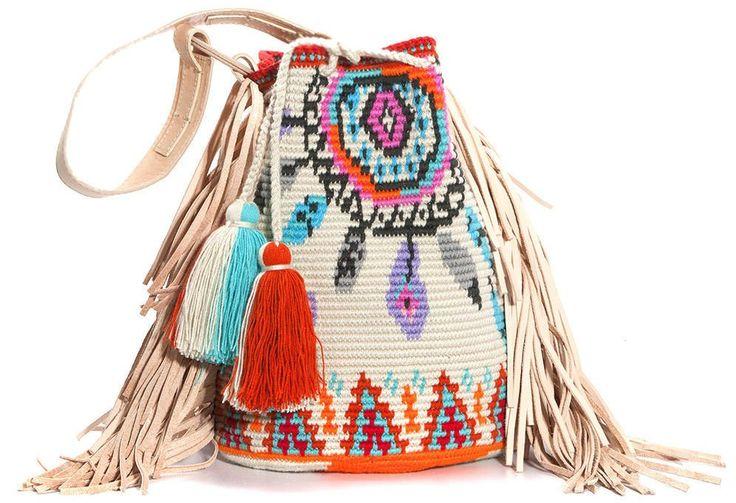 Wayuu Mochila DreamC Bag