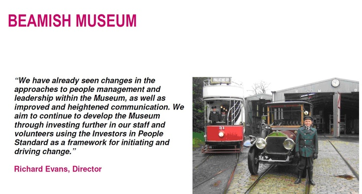 Beamish Museum Case Study