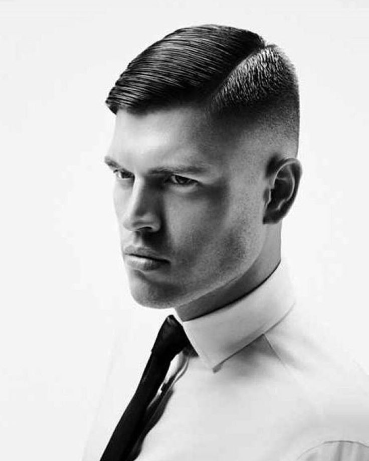 awesome 25 Classic Professional Hairstyles for Men - Do Your Best
