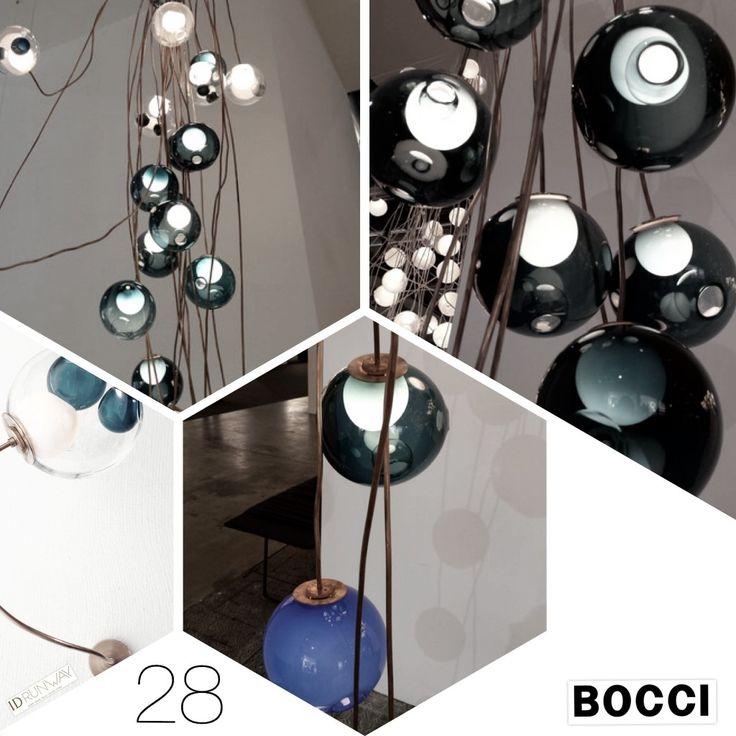BOCCI I ID RUNWAY. www.bocci.ca, #euroluce2015, #salonedelmobile2015, #lightingdesigntrend, #lamptrend, #moderlamp , #cristallamp, @bocci