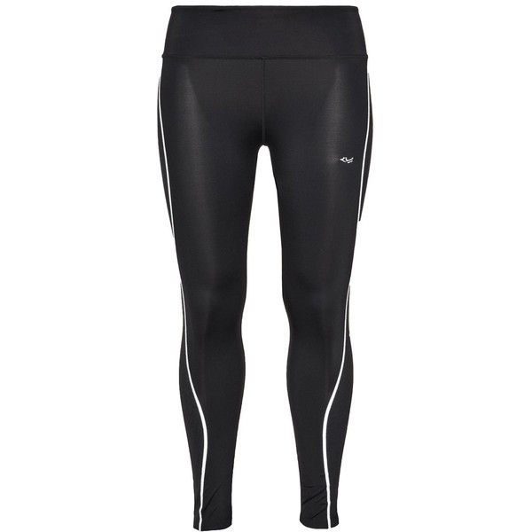 Röhnisch Black / Grey Plus Size Shapewear insert sports leggings ($125) ❤ liked on Polyvore featuring activewear, activewear pants, black, plus size, plus size sportswear, womens plus size activewear, plus size activewear, plus size jerseys and sports activewear