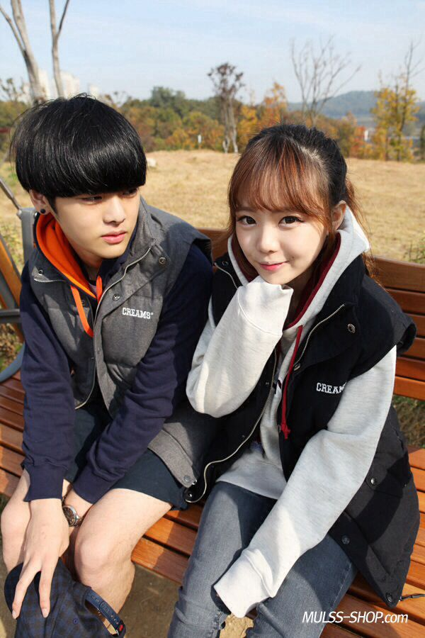 10+ images about Korean Ulzzang Couples on Pinterest ...