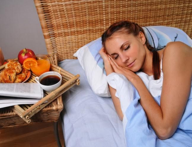 5 Common Foods For Better Sleep (Plus 3 Quick Tips to Get You Started)