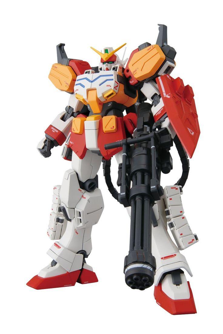 XXXG-01H Heavy Arms Gundam EW Ver. GUNPLA MG Master Grade Gundam W Endless Waltz 1/100: Amazon.fr: Jeux et Jouets