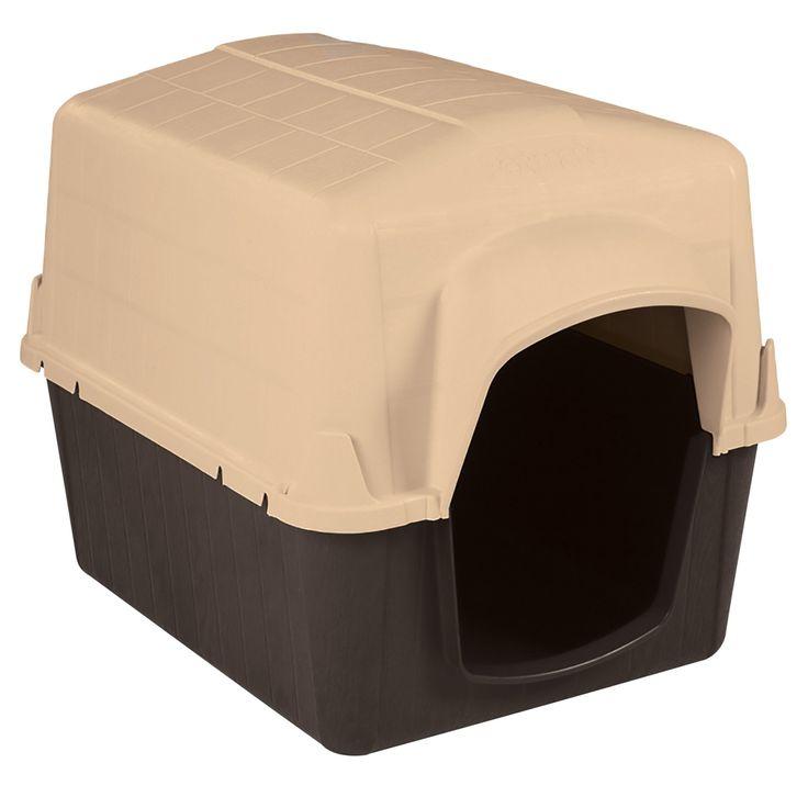 Aspen Pet Pet Barn 3 Plastic Dog House - 25162