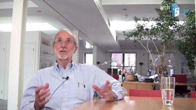 AD Interviews: Renzo Piano - Part I