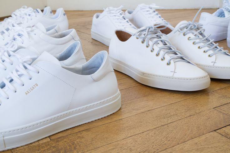 Les 25 meilleures id es de la cat gorie basket blanche homme sur pinterest sneakers blanche - Nettoyer basket blanche ...