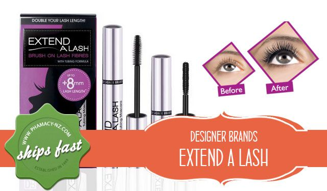 There is no need to fake it! Use Designer Brands Extend A Lash and double the length of your eyelashes by up to 8mm. Like Falsies without the fuss learn more on our blog