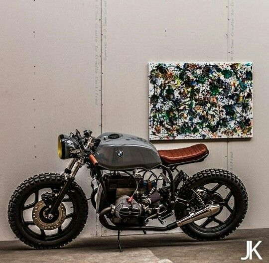 BMW Cafe Racer | Repin by caferacerpasion.com