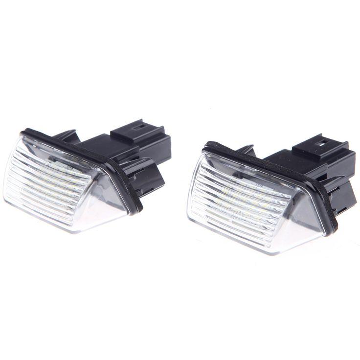 $11.89 (Buy here: https://alitems.com/g/1e8d114494ebda23ff8b16525dc3e8/?i=5&ulp=https%3A%2F%2Fwww.aliexpress.com%2Fitem%2F2pcs-Bright-Led-License-Number-Plate-Light-for-Peugeot-206-207-306-307-406-407-Citroen%2F32686413138.html ) 2pcs Bright Led License Number Plate Light for Peugeot 206 207 306 307 406 407 Citroen C3 C3 Ii C3 for just $11.89