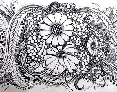 """Check out new work on my @Behance portfolio: """"Cactus Flowers""""…"""
