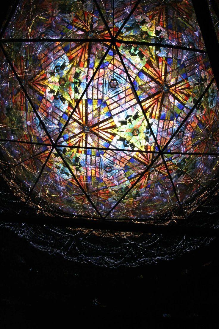世界最大の万華鏡