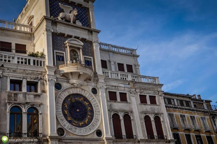 Torre dell'Orologio, Venetia
