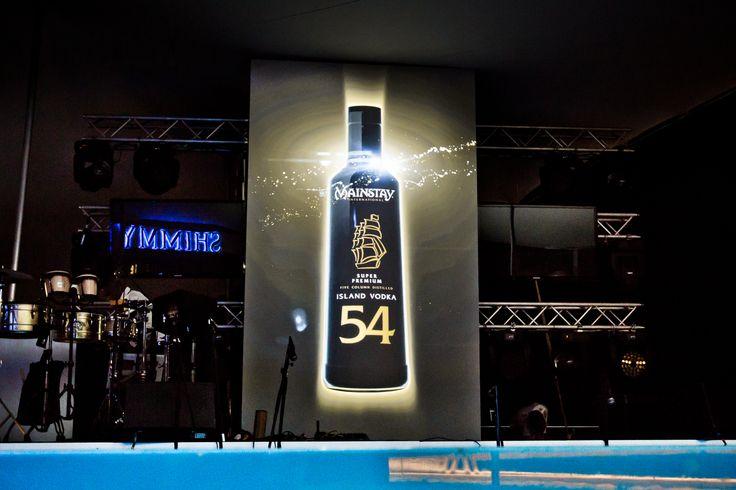Mainstay Vodka 54 Launch 2013