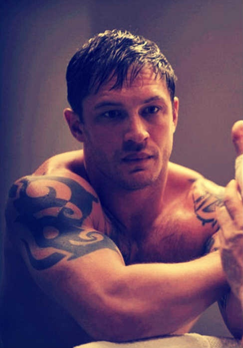 Tom Hardy Warrior. Cor, Blimey. More Fit