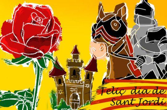 Sant Jordi holiday