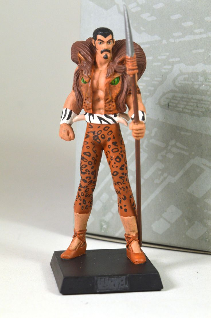 KRAVEN Figurine en plomb #MARVEL