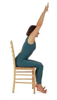 249 best images about chair yoga regular  for seniors on