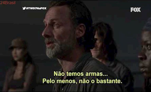 The Walking Dead Ep9 - 7 Temporada HD - Legendado