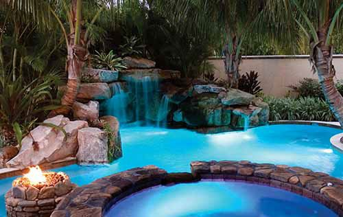 Eventually this will be possible...just keep believing. : Fire Pits, Swimming Pools, Pool Ideas, Dream Pools, Dream House, Outdoor, Backyard, Firepit