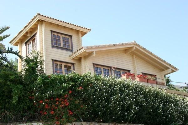 Casa Honka en Algeciras, CADIZ