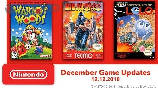 Desde Nintendo Han Anunciado Que Los Proximos Juegos Que Llegaran A