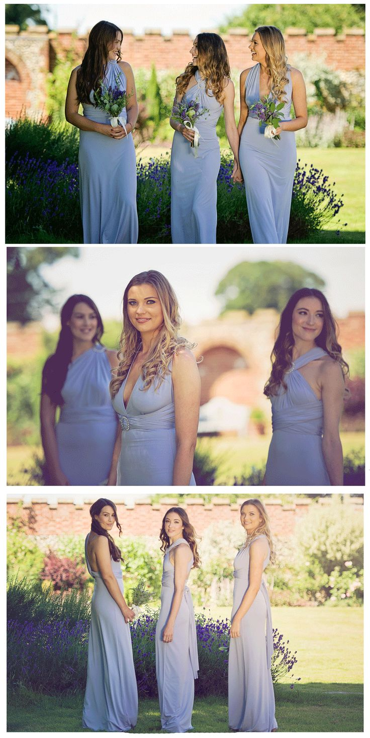 230 best multi way bridesmaids dresses images on pinterest dusty blue periwinkle bridesmaid dresses flower girl dresses to match colour feature ombrellifo Choice Image