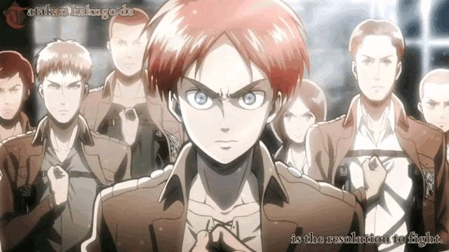 "Attack on Titan - Opening Theme (Season 1) | ""Crimson Bow ..."